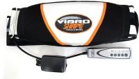Vibroshaper Slimming Ab Fitness Fat Burner Vibration Belt Fitness Band (Black, Pack Of 1)