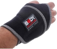 Body Sculpture Wrist Support Fitness Band (Black)