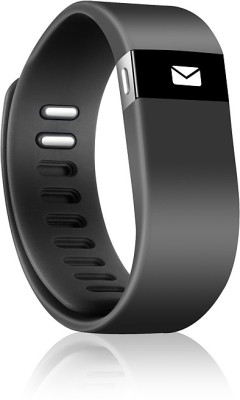 Fit Go Smart Wristband Sleep & Activity Tracker Black Fitness Band (Black, Pack Of 1)
