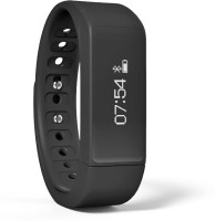Fitmate Fitmate Fitness Tracker I5 Plus Water Proof Pedo Meter Calorie Tracking Bracelet Band Fitness Band (Black, Pack Of 1)