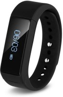 Syntrino Smart Activity Tracker With Touch Input Bluetooth Watch,Pedometer,Calorie,Call & Message Notification Fitness Band (Black)