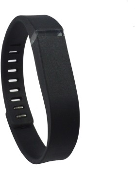 Skoot Replacement For Fitbit Flex Fitness Band (Black)