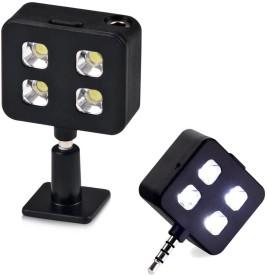 Blufury Smartphone 4 White Mobiflesh HD Night LED Flash For Smatphone & Camera for Smart People Flash