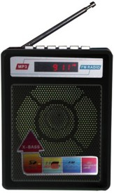 99Gems Landmark FM Portable/radio with USB/SD MP3 Player+Display FM Radio