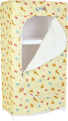 Delia Toy Box Folding Cupboard Yellow available at Flipkart for Rs.2195