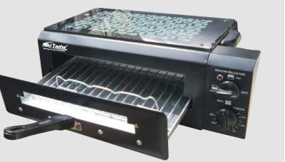 Nikitasha NT-DF-06581 Electric Tandoor Black