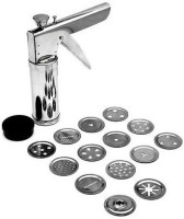 Sumo Namkeen Maker With Nozzels Hand Press (Silver)