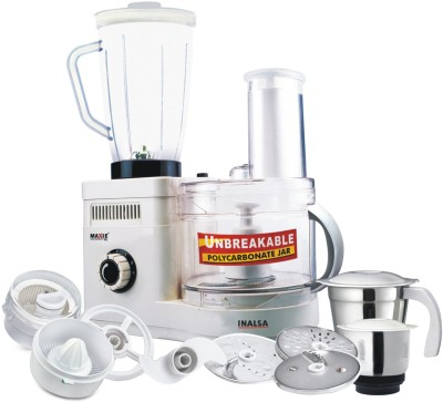 Buy Inalsa Maxie Deluxe Food Processor: Food Processor