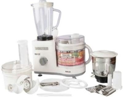 Inalsa Maxie Classic 600 W Food Processor