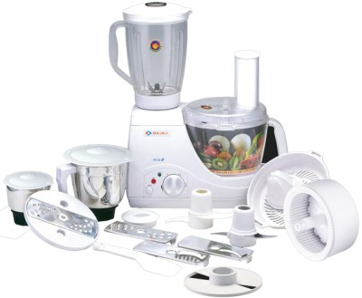 Buy Bajaj Fx10 Food Factory 600 W Food Processor: Food Processor