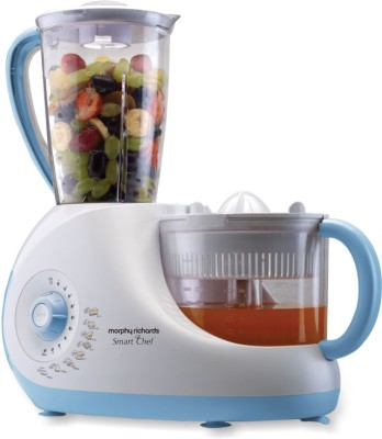 Morphy-Richards-Smart-Chef-1000-W-Food-Processor