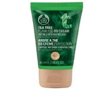 The Body Shop Tea Tree Flawless Bb Cream Medium 02 Foundation (Beige)