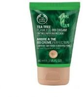 The Body Shop Tea Tree Flawless Bb Cream Medium 02 Foundation (Beige)