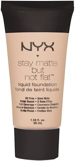 NYX Foundations NYX Stay Matte Not Flat Liquid Foundation