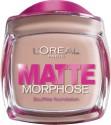 Loreal Paris Feather - Light Souffle Matte Morphose Foundation - Beige Natural - 140