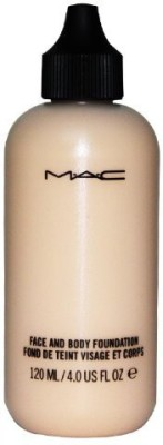 MAC Foundations MAC Face And Body Foundation