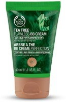 The Body Shop Tea Tree Flawless BB Cream Foundation (03-Dark Beige)