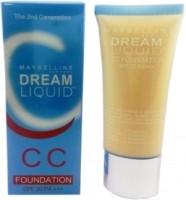 Maybelline Dream Liquid CC Foundation SPF 20 Shade 02 Foundation (Shade 02)