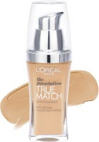 L'Oreal Paris True Match Liquid Foundation T N1 Ivory Foundation (Beige)
