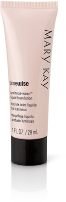 Mary Kay Foundations Mary Kay TimeWise Luminous Wear Liquid Foundation