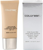 Colorbar Time Plus Pro Long Stay Makeup SPF -15  Foundation (Mash Caramel -003)