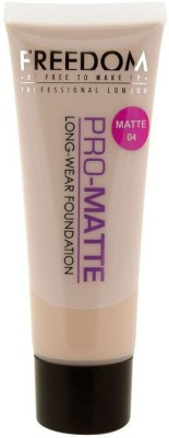 Freedom Pro Matte 04 Foundation (Matte 04)