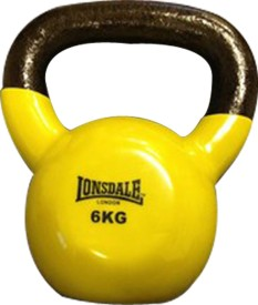 Lonsdale Kettlebell 6KG Kettlebell