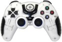 Mobilegear Wireless USB Bluetooth Mobile Joystick For Android, IOS,PS3 & PC  Gamepad (White, For PC)