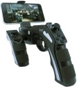 IPEGA Gun Design Wireless Bluetooth Controller  Gamepad (Black, For PC)