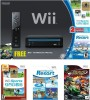 Nintendo Wii with 3 Game Bundle Pack: Gaming Console