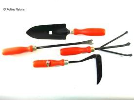 Rolling Nature TOOL1028 Garden Tool Kit