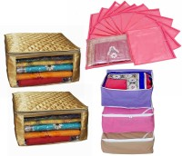 Ombags&More Deal Of The 2016 Saree Cover Combo Of 17 Saleon Multicolor