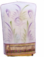 Kuber Industries Designer Hanging Designer Saree Cover - 12pcs MKU009 White