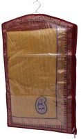 Kuber Industries Designer Hanging Designer Saree Cover - 3 Pcs MKU035 Maroon