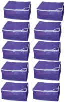 Ombags&More Non Wovan Saree Cover Set Of 10 Bags&more53 Purple