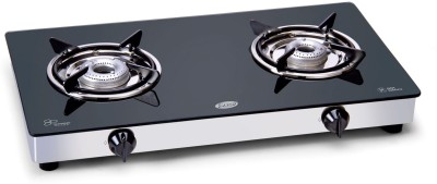 GL-1020 FX GT AL 2 Burner Gas Cooktop