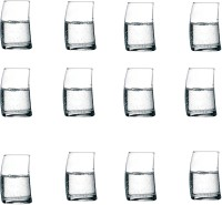 Pasabahce GP/PENGUEN WATER GLASS (275 Ml, Clear, Pack Of 12)