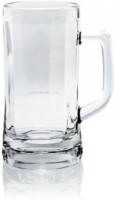 Ocean OCEAN P00843 MUNICH BEER MUG 640 ML (640 Ml, White, Pack Of 6)