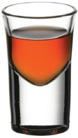 Pasabahce Boston Vodka Shots Glass 52184 (26 Ml, Clear, Pack Of 12)
