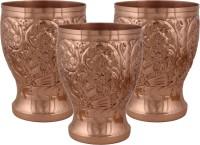 Ashwin Handicrafts Ah-110 (400 Ml, 400 Ml, 400 Ml, Clear, Pack Of 3)