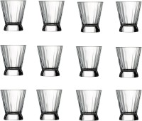 Pasabahce GP/DAPHNE JUICE GLASS (180 Ml, Clear, Pack Of 12)