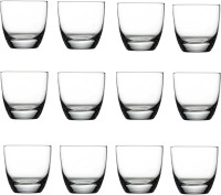 Pasabahce GP/LYRIC WHISKY GLASS (370 Ml, Clear, Pack Of 12)