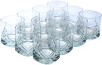 Pasabahce GP/ TRIUMPH Whisky Glass (320 Ml, Clear, Pack Of 12)