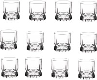 Pasabahce GP/FUTURE WHISKY GLASS (325 Ml, Clear, Pack Of 12)