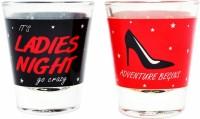 Ek Do Dhai Ladies Night LadSht (60 Ml, Multicolor, Pack Of 2)