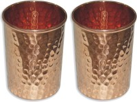 Veda Home & Lifestyle GLST144 (250 Ml, Brown, Pack Of 2)