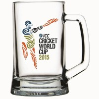 Fantaboy ICC World Cup 2015 0072 (500 Ml, Clear, Pack Of 1)
