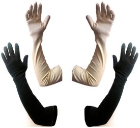 Cotson Solid Protective Women's Gloves