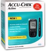 Accu Chek Glucometers Accu Chek Active Blood Glucose Glucometer