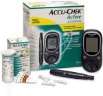 Accu Chek Glucometers Accu Chek Active Glucometer